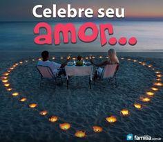 Familia.com.br | Surpreenda na comemoração de um mês de casamento.
