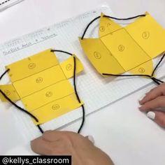 The idea of a shape being laid flat to find surface area is a… I'm in love with these transforming nets from Repost. The idea of a shape being laid flat to find surface area is a… Math Teacher, Math Classroom, Teaching Math, Math Math, Math Resources, Math Activities, Geometry Activities, Math Projects, School Projects