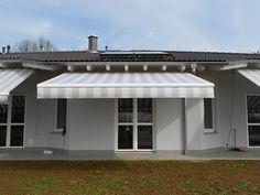 Tenda veranda invernale motorizzata Torino M.F. Tende e