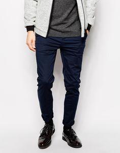 Image 1 - ASOS - Pantalon chino skinny