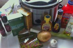 Linn idag: Kyckling med honung och sesamfrön i Crock Pot