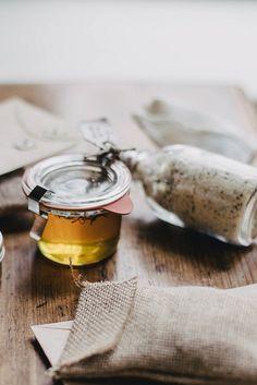 Satsuma Herb de Provence Salt & Saffron Lavender Honey // Kinfolk Workshop by Beth Kirby | {local milk}, via Flickr
