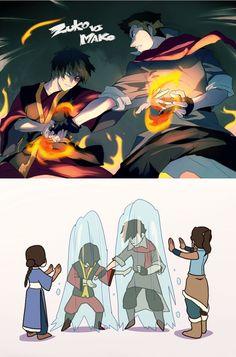 Avatar Characters, Animation, Anime, Cartoon, Anime Funny