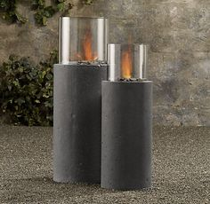 Fire Tables & Columns | Restoration Hardware
