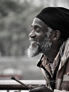 Happy smile art photography busker in London by TeaandTiffin, £28.00
