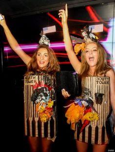 Torres gemelas en llamas, el disfraz más ofensivo del mundo: http://washingtonhispanic.com/nota16470.html