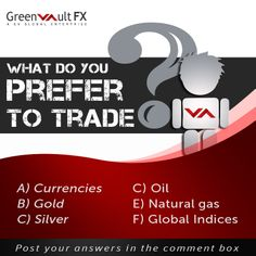 #PollQuestion on #Forex