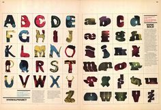 Design History 101: Herb Lubalin's U&lc, the First Magazine for Typeface Lovers | AIGA Eye on Design