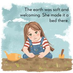 What wondrous things happen when a girl plants a seed. Read the best bedtime stories, fairy tales, nursery rhymes, short stories and poems for kids here! Free Kids Books, Online Books For Kids, Kids Story Books, Books Online, Children Books, Short Moral Stories, Short Stories For Kids, Kids Stories, Good Bedtime Stories