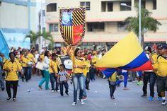 Homenaje a la selección #Colombia de la sweety band