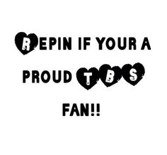 Repin if your a proud TBS fan!! <3