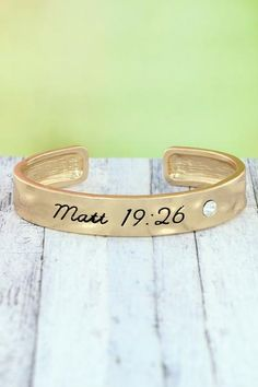 Matt Worn Goldtone with Crystal Accent Cuff Religious Jewelry, New Fashion, Cuff Bracelets, Fashion Jewelry, Crystals, Stylish, Simple, Products, New Trends