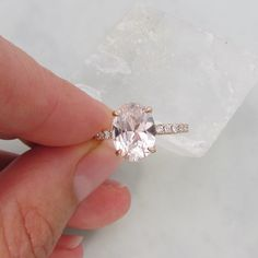 Rose Gold White Gold or Yellow Gold Diamond Accented Engagement Ring Semi Mount NOTE: this listing is for a semi-mount (ring mount that includes the accent stones but not the centre stone), made in-ho Wedding Ring Styles, Wedding Rings Vintage, Vintage Engagement Rings, Wedding Bands, Engagement Pics, Wedding Things, Wedding Stuff, Wedding Gifts, Rose Gold Engagement Ring
