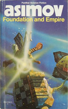 Foundation and Empire by Isaac Asimov (Panther:1973)