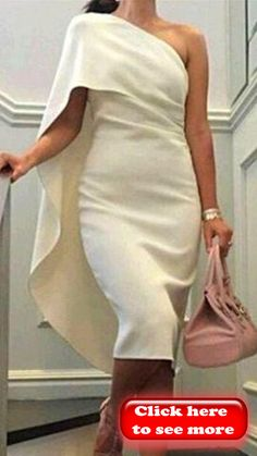 Combine white dress. 30 trends. #style #clothes #trend