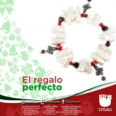 No hay #regalo mas perfecto esta #navidad que una bella #joya Citlali.  Visita cualquiera de nuestras sucursales en #Guadalajara del 13 al 18 de #diciembre y aprovecha 20% de descuento en todas nuestras sucursales y tienda en línea.