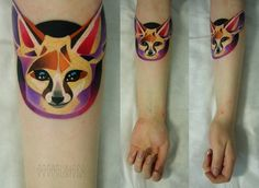 Tattoos by Sasha Unisex from Saint Petersburg
