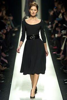 Céline Fall 2004 Ready-to-Wear Fashion Show - Marcelle Bittar
