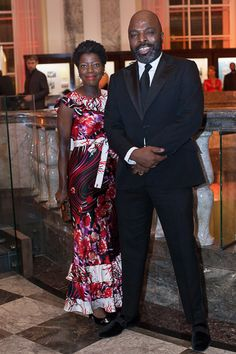 Studio Museum Gala 2014, Thelma Golden and Duro Olowu | Essence.com