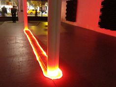 Haroon Mirza: Preoccupied Waveforms at the New Museum