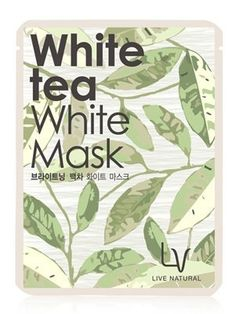 KOREAN COSMETICS, LG Household & Health Care_ LACVERT, White tea White Mask (10 sheets) (Brightening, Whitening, skin tone, highly concentrated essence, vivacity, vigor)[001KR] by LACVERT. $20.00. Item location : Korea and we ship to worldwide. Note to the first users : If you have  not used this item before, try the cosmetic with small amount on your skin. If you find any trouble with the product, please stop using and discuss with your skin expert or doctor. ...