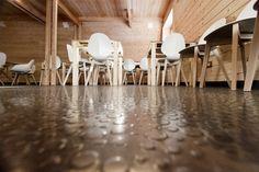 Casa Capriata, Rifugio Mollino, Aosta / Zero.4 flooring https://www.pinterest.com/artigo_flooring/zero4/