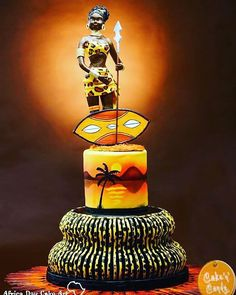 Throwback to the exciting Africa Day Cake Art Collaboration.  This was my  humble contribution - a female African warrior - strong and beautiful !  #AfricaDayCake Art #Femalewarrior #TooNiceToSlice  #cakencandy #LagosCakes  To see more of our cake pictures, you can Follow us on ; Twitter : @cake_n_candy BBM Channel : C002BC208 BBM Pin : 56788137 Instagram : @Cakencandy_Confectionery  Website: www.cake-n-candy.com  Email: info@cake-n-candy.com  And chat us up on WhatsApp : 0817 487 8147 to…