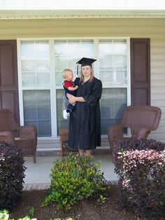 Graduation from Wallace 2013