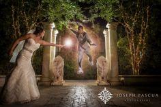 Bay Area Harry Potter wedding