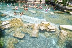Visiting-Pamukkale-and-hierapolis-copyright Cleopatra's Pool - Antique Pool