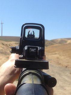 AR-15 sight Airsoft Guns, Weapons Guns, Guns And Ammo, Armas Wallpaper, Firearms, Shotguns, Motorcross Bike, Man Gear, Apocalypse