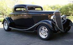 34' 3-Window Coupe; you are a classic beauty!