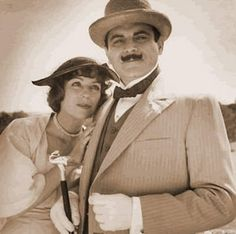 - Hercule Poirot