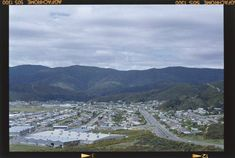 View over WAINUIOMATA, 1970-1976 .. OWR 28 Oct 2014 British Isles, New Zealand, Mountains, Nature, Travel, Naturaleza, Viajes, Destinations, Traveling