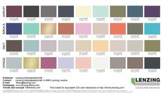 Image result for colour forecast autumn winter 18-19