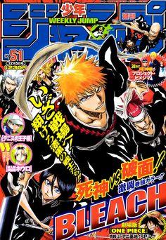 Japanese Manga Weekly Shonen Jump 2005 (Heisei Era 17 years) No. Wallpaper Animé, Cute Anime Wallpaper, Poster Wall, Poster Prints, Room Posters, Magazine Wall, Magazine Covers, Japanese Poster Design, Manga Covers