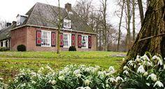 Wandelroute Hilverbeek en Spanderswoud, vlak bij Hilversum ...