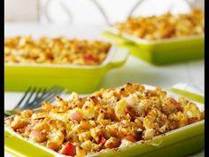 Krůtí maso zapečené s jablky - | Prostřeno.cz Fried Rice, Ricotta, Fries, Ethnic Recipes, Nasi Goreng, Stir Fry Rice, Baked Rice