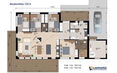 Architectural House Plans, Floor Plans, Construction, Layout, Flooring, How To Plan, Deco, Architecture, Building