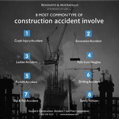Are you hurt at a construction site? The NJ construction accident lawyers at Law Offices of Dan Matrafajlo will assist you in filing an injury claim for damages. Call to receive a free consultation regarding the particulars of your case. Attorney At Law, Construction Types, Personal Injury, Lawyers, Filing, New Jersey, Offices, Dan, It Hurts