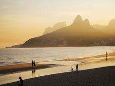 Ipanema Beach Impressão fotográfica