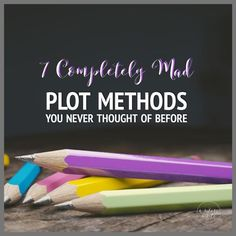 Writers Write is a comprehensive writing resource. In this post, we explore a variety of mad plot methods you probably never thought of before. Writing Worksheets, Writing Resources, Writing Help, Writing A Book, Writing Tips, Writing Prompts, Plot Outline, Writing Outline, Apps For Writers