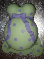 favorite belly cake color scheme yet!
