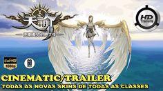 💥 REVELATION ONLINE - Cinematic OFICIAL com TODAS as novas skins de arma...