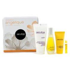 Aromessence Angelique: Aroma Confort + Nourishing Serum + Nutriboost Soft Cream + Tan Activator Serum + Box --4pcs+1box #ootd #scentstyle