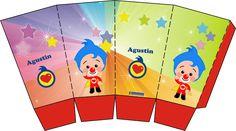 Plim Plim - Página web de diseñokitdecumpleaños Happy Birthday Steve, Circus Birthday, Ideas Para, First Birthdays, Pikachu, Family Guy, Baby Shower, Party, Fictional Characters