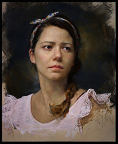 Cesar Santos, Secrets of Portrait Painting, Streamline Art Video