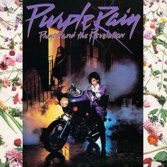 Prince -- PURPLE RAIN -- (Rec. Aug. 23-Mar. 1984) June 25, 1984.