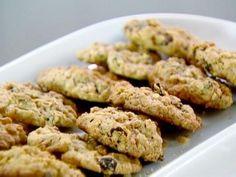 Ina's Raisin Pecan Oatmeal Cookies