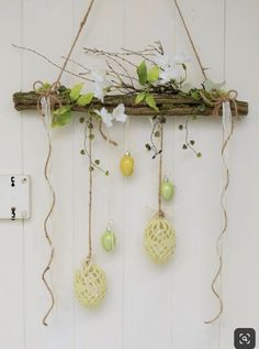 Window Hanger Easter Decorative Objects Home Accessories Handmade with love i. , Window Hanger Easter Decorative Objects Home Accessories Handmade with love in Wiesbaden Germany by Sotilala Easter Projects, Easter Crafts, Diy Home Accessories, Diy Ostern, Easter Wreaths, Spring Crafts, Decorative Objects, Diy Design, Plant Hanger